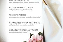 Menu Design Template Ideas