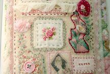 { Fabric journals }