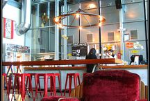 Design HoReCa / Hotel restaurant and cafe design interior