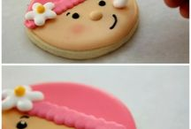 decorative cookies and candies / by Karen Maffei