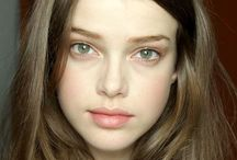 Female Beauty Face