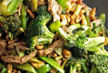 Asian #recipes - Stir Fries and more.. / All things Asian #food #recipes #cooking #AsianInspired