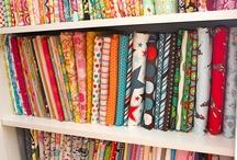 Fabrics!!! / by Emily Tenner