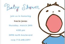 Brainstorming: Baby Showers