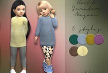 CC Bambin & enfant / Sims 4