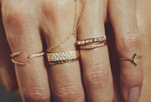 Ring Bling / by Taylor Gentile // Trendy Schmendy