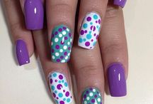 My Favorite Nail Designs