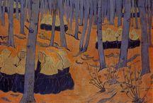 Sérusier / Storia dell'arte Pittura  19°-20° sec. Paul Sérusier  1864-1927
