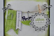 Cardmaking - Wedding & Anniversary