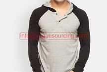 Hooded T Shirt Manufacturers in India