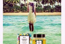 Rituels Baïja / La gamme française Baïja élabore des collections de soin de la peau et des compositions parfumées aux univers olfactifs exclusifs et aux ingrédients naturels singuliers.