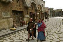 Roman Streets / Roman Streets