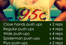 Calisthenics (ENG) / In this section we share calisthenics routines that we use as our main training activity together with other sports like cycling, running, SUPing, surfing, rollerblading and walking. Hope you like it too!