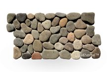 Pebble Tiles Manufacturer / Pebble Tiles manufacturer - Pebble Tile producer. We are looking for importers, dealers, bathroom shops, e-shops, interior designers to cooperation.  We produce stone pebble mosaic on mesh. Diffrent colours, shapes and motives. See all collection of pebble stone mosaic
