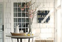 Porches and patios / by Jaclyn Giuliano