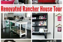 Future House renovations / Possible house renovations / by Cassie