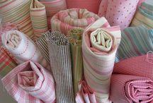 Fabrics / by Linda Hart