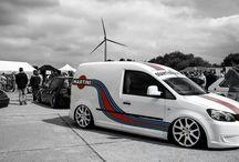 VW Caddy & decal / wheels ideas