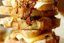 Love   Grilled Cheese, Melts & Paninis / For all kinds of sweet and savory grilled cheese, melts and paninis.