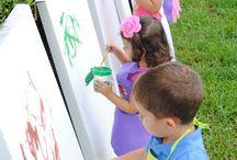 Activities for children / by Ann Jackson