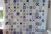 Quiltsels blue