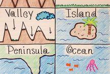 homeschool: geography.