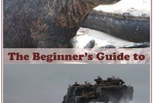 Backpacking on the American continent / Looking for some wanderslust and travel tips about South-, North- and Central-America? Things to do | food | travel guides | destination guides | travel inspiration