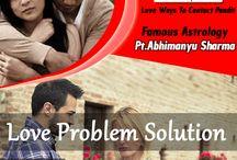 Love Problem Solution.