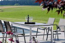 Mobilier de jardin Diruy / Prendre du bon temps ensemble