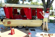1954 Ranger Camp Trailer