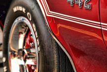 Car brand OLDSMOBILE 442