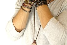 Men's Accessories / Necklace and wrist stuff