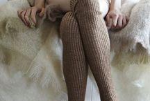 knits, knits, knits....... / Cozy warm winter knits