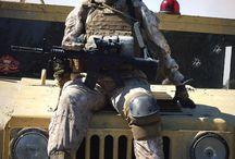 United States Marine Corps (USMC), US Marines)