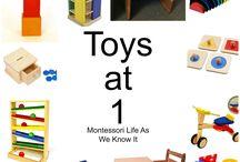 Toys / Waldorf&Montessori