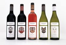 wine labels / inspirational collection, creative ideas, cool designs