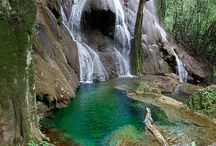 California Waterfalls and Rivers / by Mary Langill