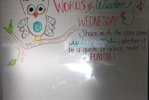 whiteboard thinking