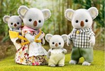 Sylvanian familyes