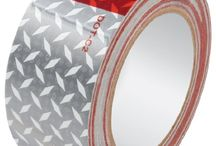 Reflective contourmarking tapes - safetygear / Reflective contourmarking tapes / by SafetygearHQ