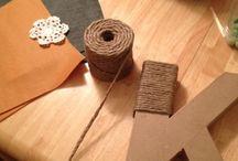Crafty Crafts / by Ashley Larson