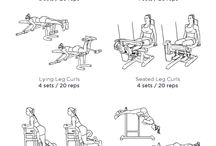 My workouts