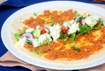 Wraps/Tortillas/Taco's
