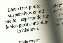 Edwin Vergara poesia