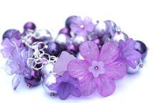 Beads: lucite / Jewellery - beadwork