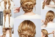 Hairstyles / All about hair