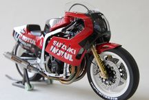 1/12 Motorcycle Plastic model / 1/12 Motorcycle Plastic model 1/12オートバイ 模型