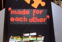 bulletin boards and library displays / by Laurie Darilek