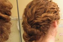 Hair / by Angie R www.ourjoyfulliving.com