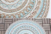 Inspirasie: 'Crochet & Knitting'
